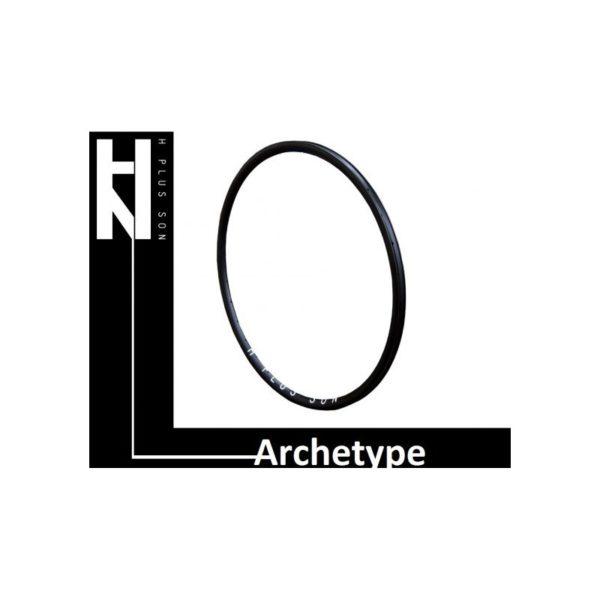 H Plus Son Archetype Felge - 700c