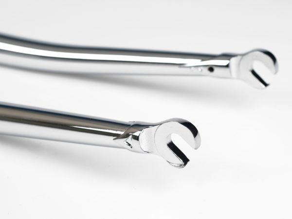 blb flat crown fork gabel chrom chrome1