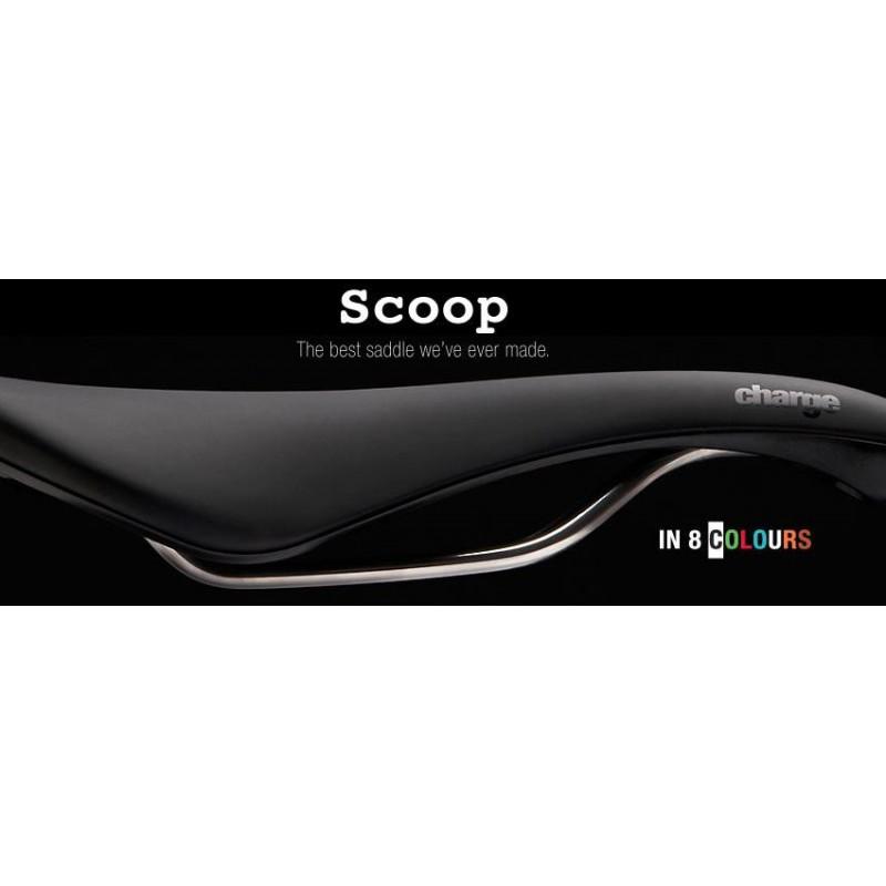 Charge SCOOP Saddle - Sattel - Fahrlässig