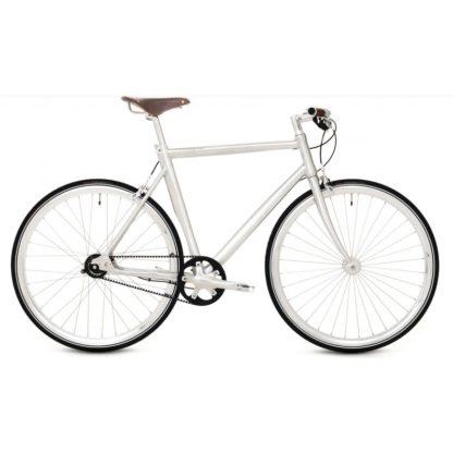 Schindelhauer Fahrrad Ludwig VIII / XI Der Sport-Klassiker alu pur