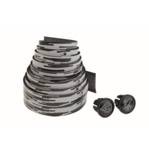 Cinelli HISTOGRAM VOLÉE RIBBON Lenkerband schwarz/grau