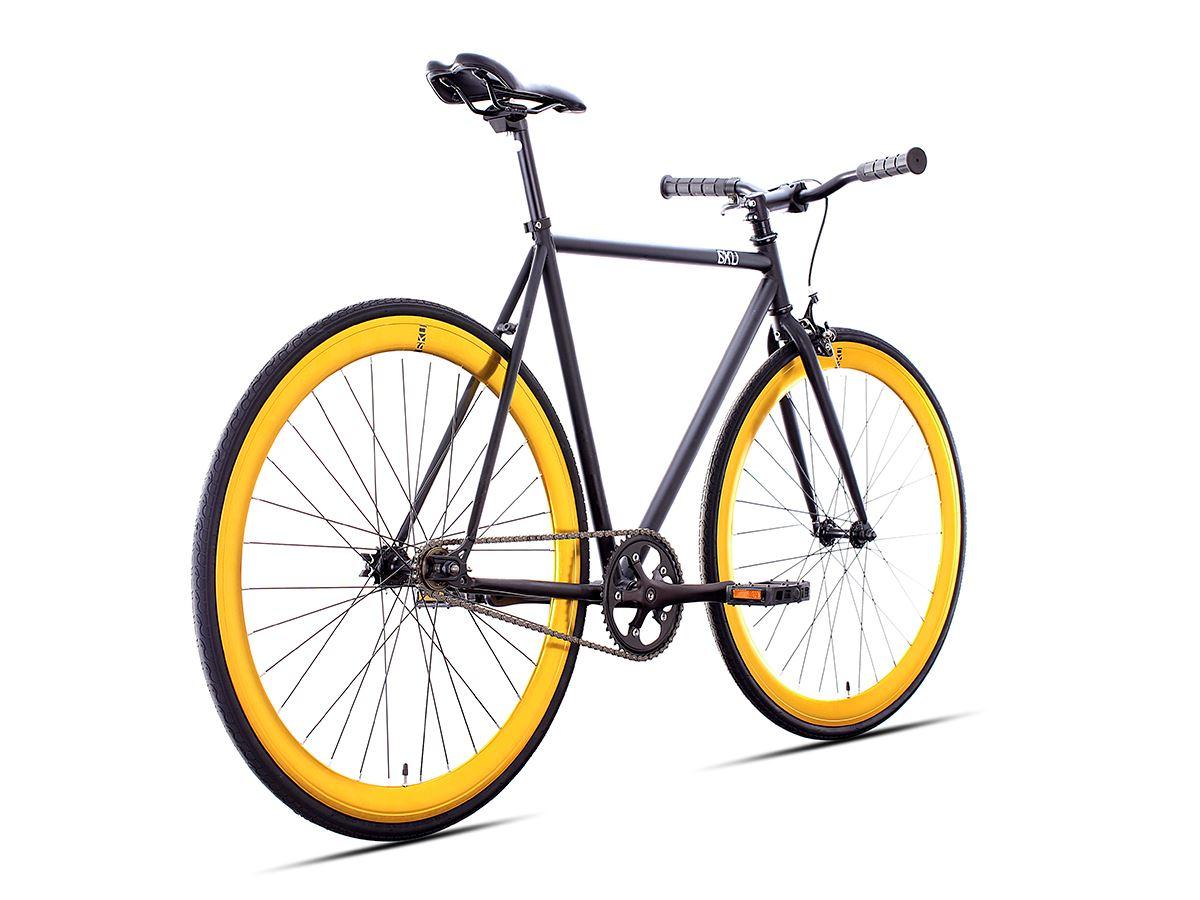 Green Hornet - Cyclocross Singlespeed Cruiser - VPACE Bikes