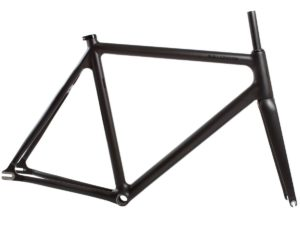 blb aeon Rahmenset frameset black schwarz carbon seitenansicht