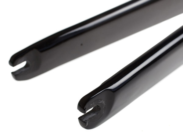 blb af01 carbon fork gabel gloss glaenzend black schwarz ausfallende