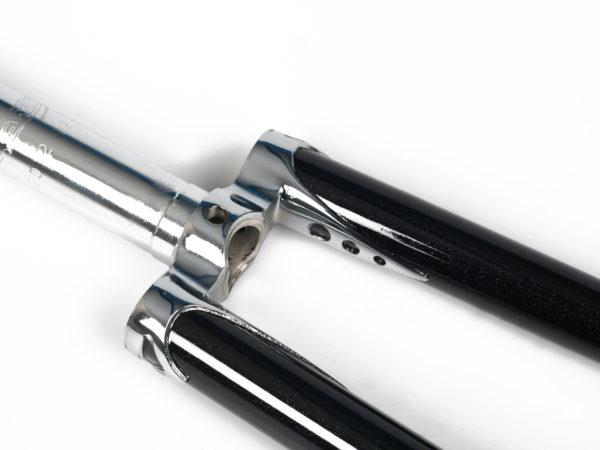 blb flat crown fork gabel schwarz 2