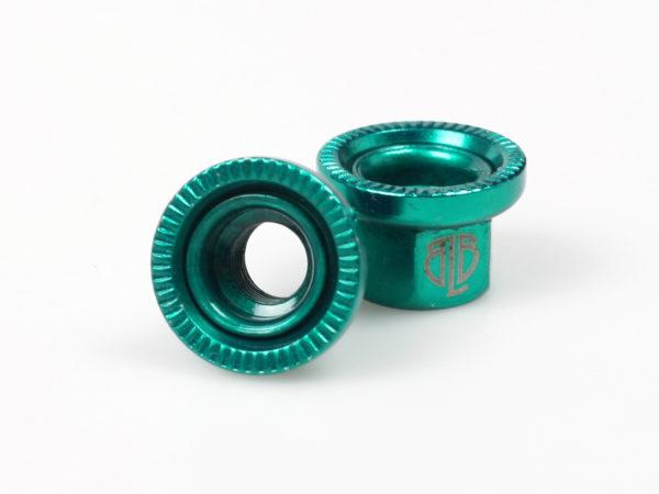 blb-steel-track-nuts-green