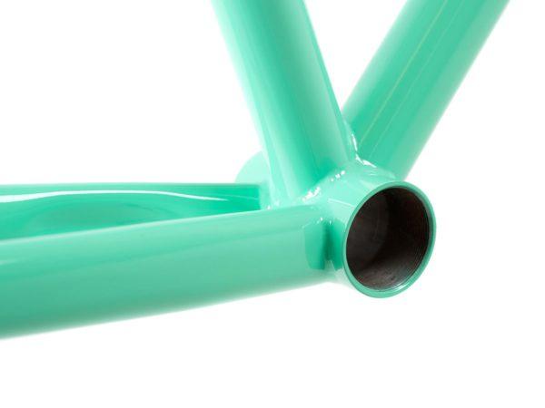 blb track rahmenset frameset mint grün green