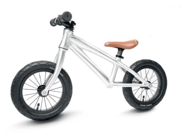 """Early-Rider-T14-Laufrad-14""""-brushed-aluminum"""