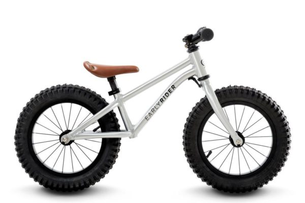 """Early-Rider-T14+-Laufrad-14""""-brushed-aluminum"""