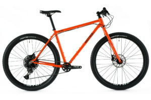 Brother Cycles Big Bro complete orange