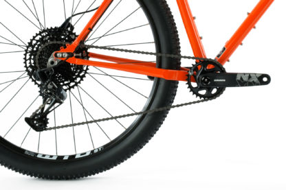Brother Cycles Big Bro complete orange