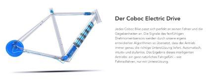 Coboc ONE eCycle F1