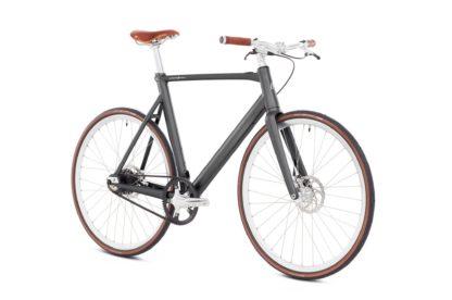 Schindelhauer E-Bikes Arthur (graphitschwarz))
