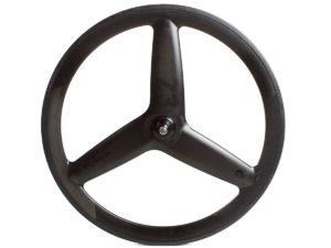 BLB notorious z3 full carbon front wheel black