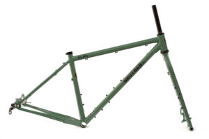 brothercycles BigBro forest green
