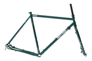 brothercycles Kepler Discg green