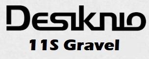 Desikniobutton 11S Gravel
