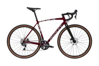 Ridley Gravel Kanzo A red